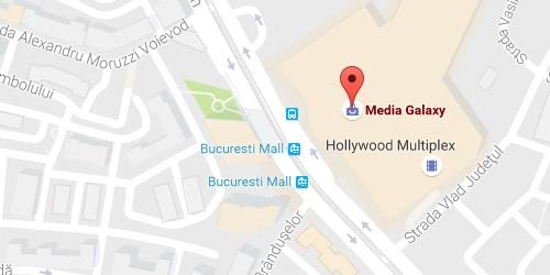 Media Galaxy Bucuresti Mall Vitan