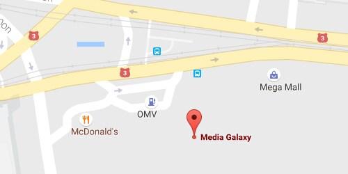 Media Galaxy Bucuresti Mega Mall
