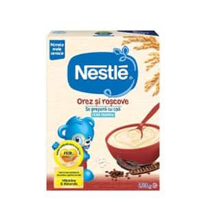 cereale pentru bebelusi