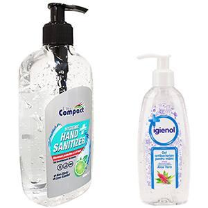 gel dezinfectant pentru maini