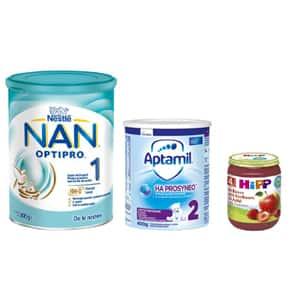 hrana pentru bebelusi