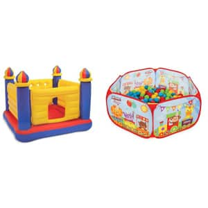 Locuri de joaca si accesorii