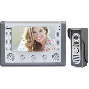 Sonerii, interfoane, videointerfoane