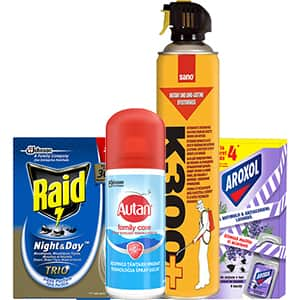 Insecticide, capcane