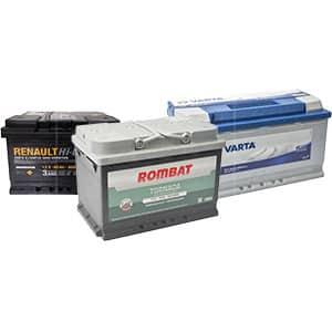 Baterii auto - moto