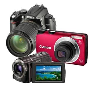 Aparate foto si accesorii