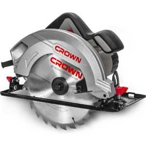 Fierastrau circular CROWN CT15188-190, 1500W, 5500rpm, disc 190mm, adancime 66mm