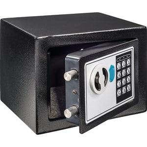 Seif HAMA Premium Home EP 170, Inchidere electronica, 230 x 170 x 170 mm, negru