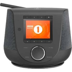 Internet radio HAMA DIR3200SBT 54227, FM, DAB, DAB+, Bluetooth, negru