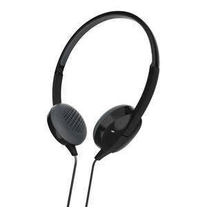 Casti HAMA Advance 137449, Cu Fir, On-Ear, Microfon, negru