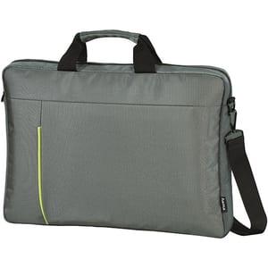 """Geanta laptop HAMA Cape Town II, 15.6"""", gri-verde"""