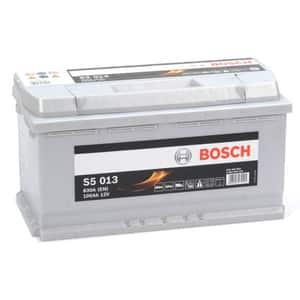 Baterie auto BOSCH S5 013, 12V, 100Ah, 830A