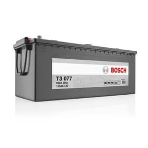 Baterie auto BOSCH Heavy duty T3 077, 12V, 155Ah, 900A