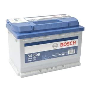 Baterie auto BOSCH 0092S40080, 12V, 74Ah, 680A