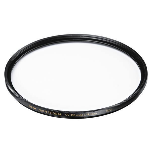 Filtru UV HAMA 104482 UV390 WIDE NANO PRO82 , 82 mm, C18