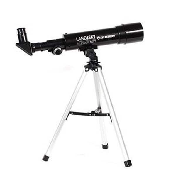 Telescop CELESTRON Land and Sky Telescop 50 TT, refractor