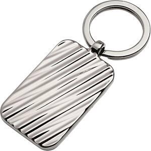 Breloc TUMI 014763GM, negru-argintiu