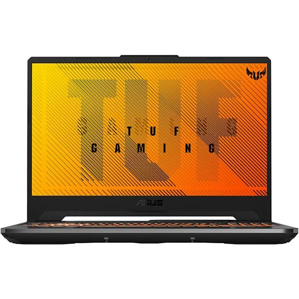 "Laptop Gaming ASUS TUF A15 FA506IV-AL116, AMD Ryzen 7 4800H pana la 4.2GHz, 15.6"" Full HD, 8GB, SSD 512GB, NVIDIA GeForce RTX 2060 6GB, Free DOS, negru"