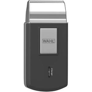 Aparat de ras WAHL Travel Shaver 03615-1016, acumulator, autonomie 45 min, negru-gri