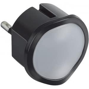 Lampa de veghe LEGRAND 050677, Senzor zi/noapte, negru