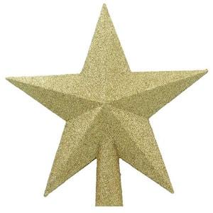 Stea aurie BRAZIDELUX, D 20 cm, auriu