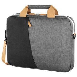"Geanta laptop HAMA Florence 101568, 15.6"", gri-negru"