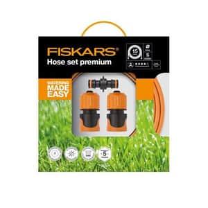 Set furtun FISKARS 1020447, 3/8, 9mm, 15m