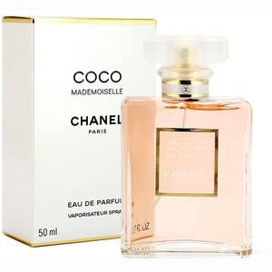 Apa de parfum CHANEL Coco Mademoiselle, Femei, 50ml