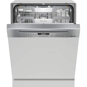 Masina de spalat vase semi-incorporabila MIELE G 7100 SCI EDST, 14 seturi, 8 programe, Clasa A+++, inox