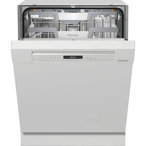 Masina de spalat vase semi-incorporabila MIELE G 7310 SCI BRWS, 14 seturi, 8 programe, Clasa A+++, alb