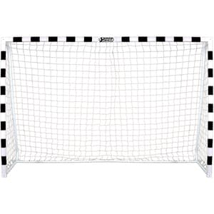 Poarta fotbal BEST SPORTING 11085, 300 x 160 x 90 cm, alb, negru