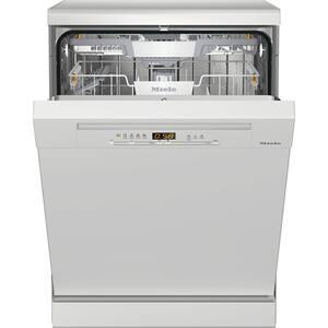 Masina de spalat vase independenta MIELE G 5210 SC A BW, 14 seturi, 5 programe, Clasa C, alb