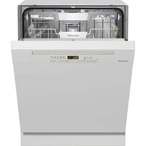 Masina de spalat vase semi-incorporabila MIELE G 5210 SCI BRWS, 14 seturi, 5 programe, Clasa A+++, alb