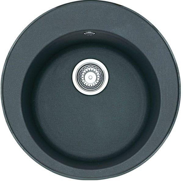 Chiuveta bucatarie FRANKE ROG610, 1 cuva, compozit granit, grafit