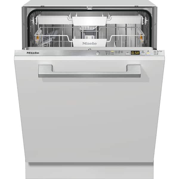 Masina de spalat vase incorporabila MIELE G 5050 SCVI, 14 seturi, 5 programe, Clasa A++, inox