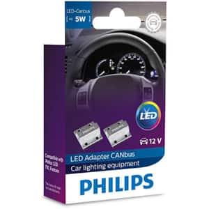 Unitate de control lumini PHILIPS Canbus, 12V, 5W, 2 bucati