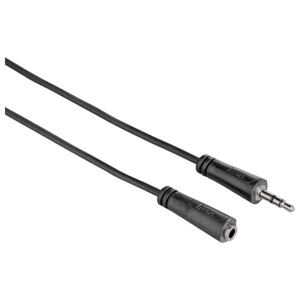 Cablu audio HAMA 122313, 1.5m