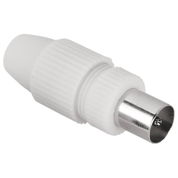Mufa antena cablu coaxial HAMA 122475
