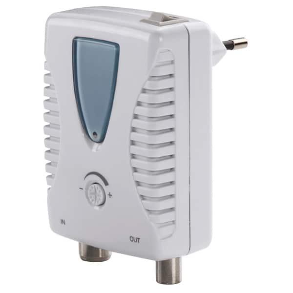 Amplificator semnal BB / CATV 25dB HAMA 123394
