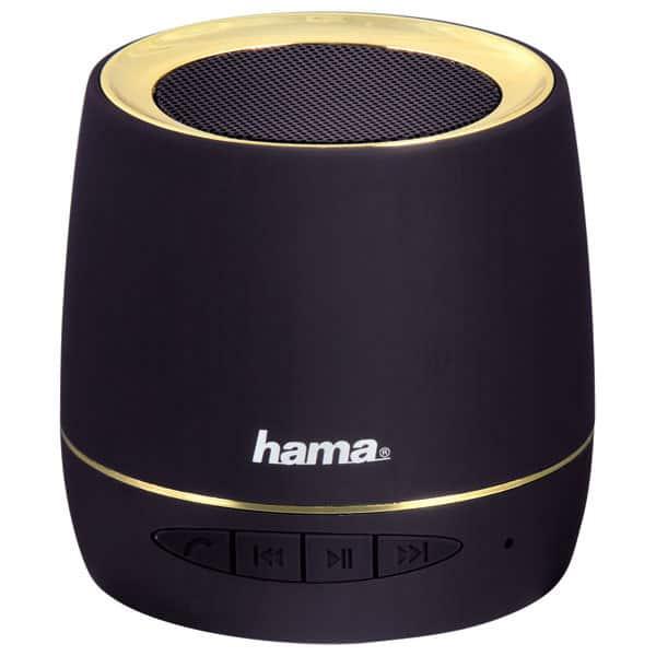 Boxa portabila HAMA 124484, Bluetooth, negru
