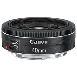 Obiectiv foto CANON EF 40mm f/2.8 STM