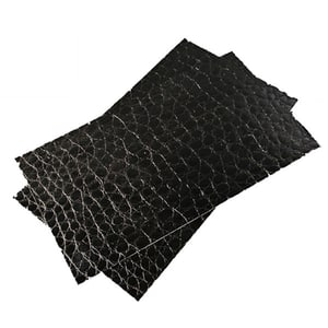 "Folie protectie pentru tableta CLEARPLEX, Alligator Film L, 9-11"", spate, negru"