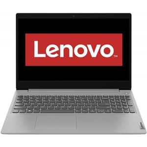 "Laptop LENOVO IdeaPad 3 15ADA05, AMD Ryzen 3-3250U pana la 3.5GHz, 15.6"" Full HD, 4GB, SSD 256GB, AMD Radeon Graphics, Free DOS, gri"