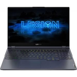 Laptop Gaming LENOVO Legion 7 15IMHG05, Intel Core i9-10980HK pana la 5.3GHz, 32GB, SSD 2x1TB, NVIDIA GeForce RTX 2080 Super Max-Q 8GB, Free DOS, negru