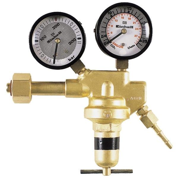 Reductor de presiune gaz inert cu 2 manometre EINHELL 1576506