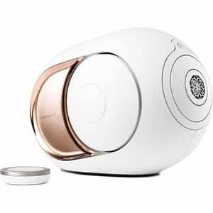 Boxa wireless DEVIALET Phantom I, 1100W RMS, Bluetooth, auriu