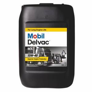 Ulei motor MOBIL Delvac 15W40 Mx, 20L