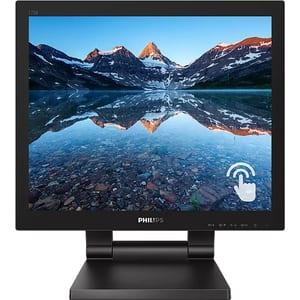 "Monitor LED TN PHILIPS 172B9T, 17"" Touch, 60 Hz, negru"