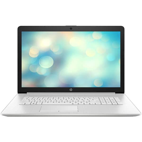 """Laptop HP 17-by3021nq, Intel Core i5-1035G1 pana la 3.6GHz, 17.3"""" Full HD, 16GB, HDD 1TB +  SSD 256GB, NVIDIA GeForce MX330 2GB, Free DOS, argintiu"""