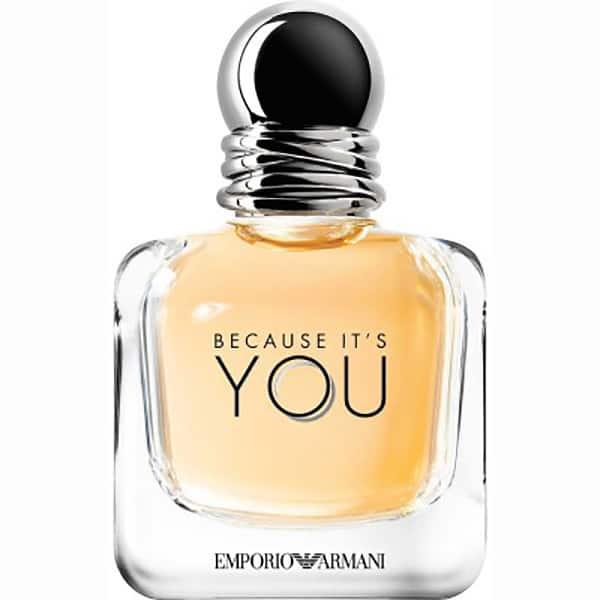 Apa de parfum GIORGIO ARMANI Because It's You, Femei, 50ml